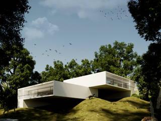 Disename3d Rumah Modern