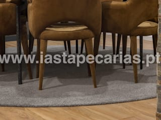 IAS Tapeçarias Dining roomAccessories & decoration Textile Grey
