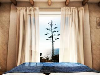 Muestra de trabajos AND3D Dormitorios de estilo rústico