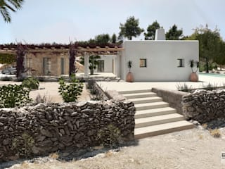 Muestra de trabajos AND3D Casas rurales
