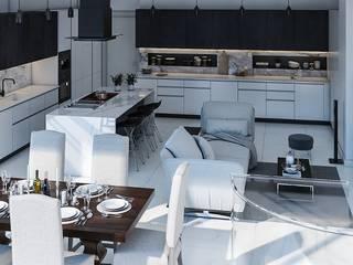 vanetta küchen – 2021 MDEL ARYA MUTFAK: modern tarz , Modern