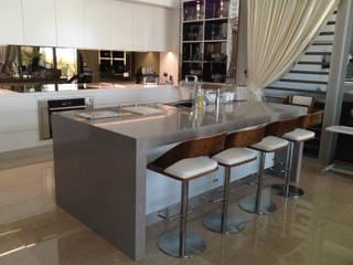vanetta küchen – 2021 MODEL LENA MUTFAK: modern tarz , Modern