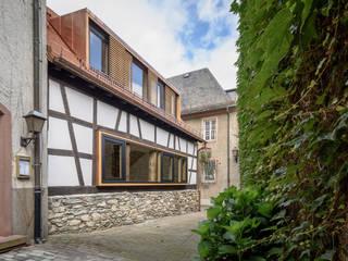 Scharrer Architektur GmbH Maisons modernes