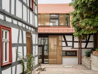 Scharrer Architektur GmbH Maison individuelle