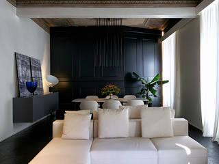 Sammarro Architecture Studio Living room