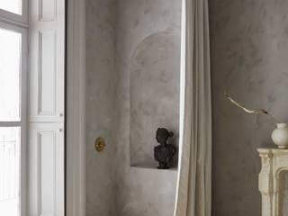 Pure & Original Phòng tắm phong cách kinh điển Grey