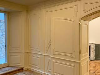 Falegnameria su misura Living roomAccessories & decoration Kayu Beige