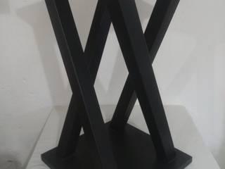 """Столик """"2X"""" дизайнерский в стиле лофт Newforge"""
