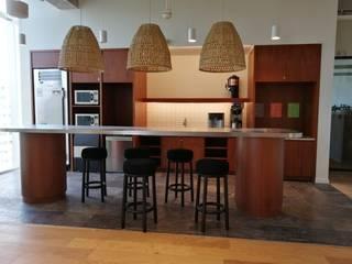 Diseño de interiores DILSMAC Office spaces & stores Kuarsa Black
