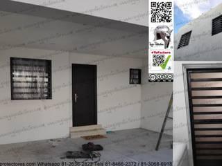 REGIO PROTECTORES® - Proyecto elaborado RP 0365 y RP 0366 ubicados en el Fracc Montenova REGIO PROTECTORES