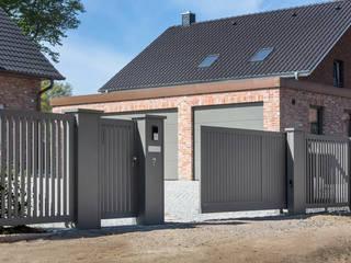 Nordzaun GiardinoRecinzioni Alluminio / Zinco Grigio