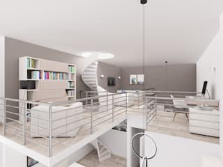 InstantRender 書房/辦公室