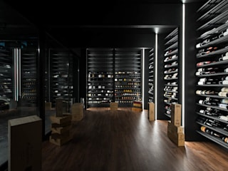 Cave do Vinho Modern wine cellar