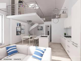 InstantRender Ruang Keluarga Modern