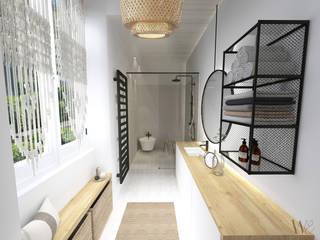 Projet RESSOURCE EMMA WILLINGER Salle de bain moderne