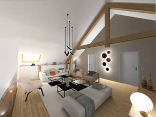 Projet MONTEM EMMA WILLINGER Salon moderne