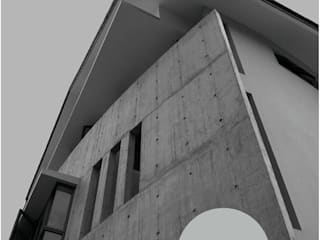 AT Antonio Architects Casas unifamiliares