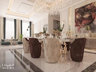 Algedra Interior Design Dining room