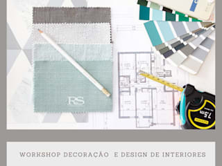 Workshops De Design e Decoração de Interiores Rita Salgueiro Escolas eclécticas