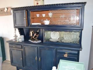 Creo Labo 辦公空間與店舖 木頭 Blue