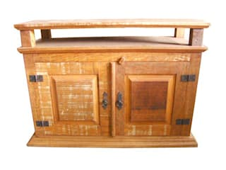 Barrocarte Living roomShelves Wood Wood effect