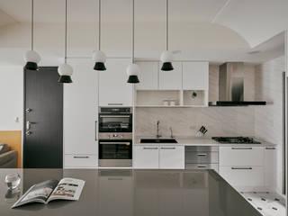 寓子設計 Scandinavische keukens