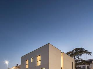 Casa en Godella Destudio Arquitectura Casas de estilo mediterráneo
