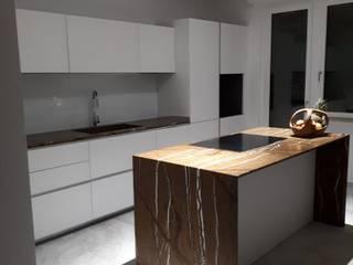 Scurti Marmi 置入式廚房