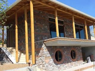 Dekoratif Tuğla kaplamalar istanbuldekoratiftas Müstakil ev