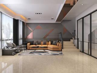 綠光計劃 木博士團隊/動念室內設計制作 客廳