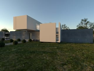 D'ODORICO arquitectura Multi-Family house White