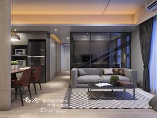 旅。時。靜 -- 惠宇觀市政 木博士團隊/動念室內設計制作 客廳