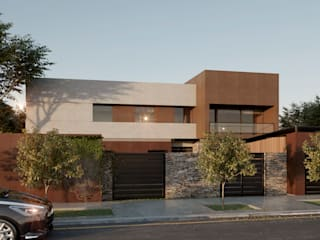 Arq. Vieyra Single family home