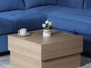 Hector Coffee Table Atmosphere Living roomSide tables & trays Wood-Plastic Composite Wood effect
