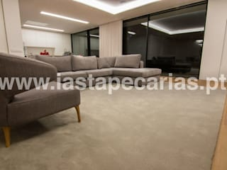 IAS Tapeçarias Living roomAccessories & decoration Textile Grey