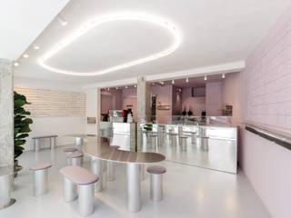 Studio DLF Ruang Makan Modern