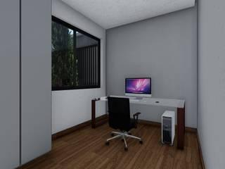 Cria Canto Arquitetura Office spaces & stores
