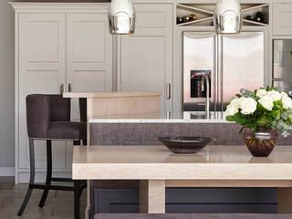 Take a (bespoke banquette) seat! Mowlem&Co Kitchen