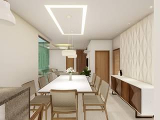 Cria Canto Arquitetura Living roomAccessories & decoration