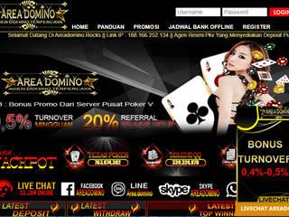Situs PKV Games Terpercaya 2021 Area Domino