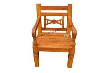 Barrocarte Living roomStools & chairs Wood Wood effect