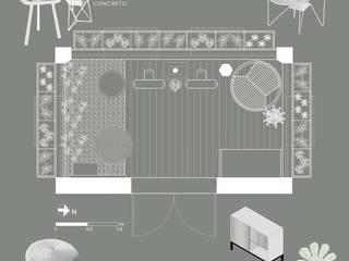EMBAÚBA Projetos Balcony
