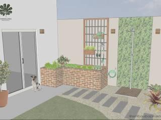 EMBAÚBA Projetos Classic style gardens