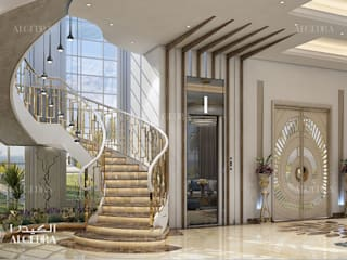 Algedra Interior Design Stairs