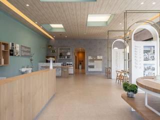 遇州南 宗大接待中心 仝育室內裝修設計有限公司 地板