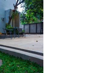 G Office   Kantor Mungil di Semarang MR Arsitek Taman Minimalis