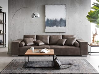 DELIFE Living roomSofas & armchairs Brown
