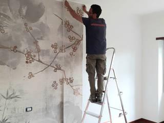 Ma.Ni. Ristrutturazioni Modern walls & floors