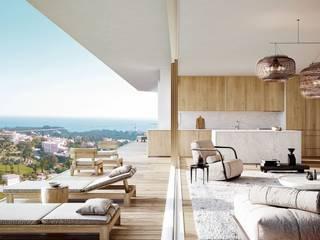 Прекрасные апартаменты с 3-мя спальнями в Алгарве.-Зарезервировано Amber Star Real Estate