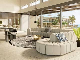 Великолепний , с 1-ой спальней , резорт с видом на море ! Amber Star Real Estate